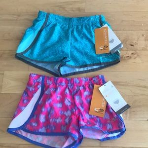 Champion Duo Dry Max set of two 6/6x shorts